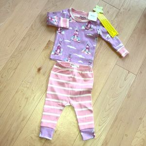 NWT Hatley organic cotton outfit